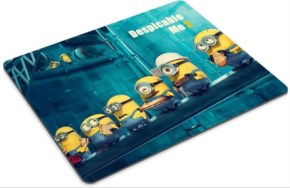 Check where the Funny Minions posters are used for