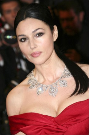 Monica Bellucci Expecting Second Child - 2009