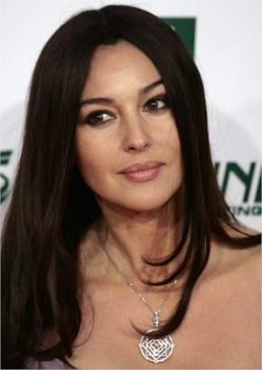 Monica Bellucci, Women's World Awards 2009