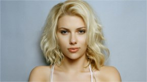 Most Beautiful Celebrity Scarlett Johansson