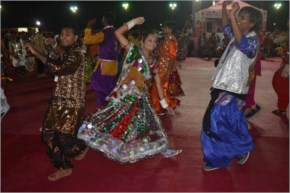 Navratri 2014 Fifth Day Images