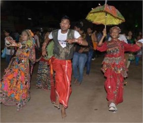Navratri 2014 Fourth Day Images 2