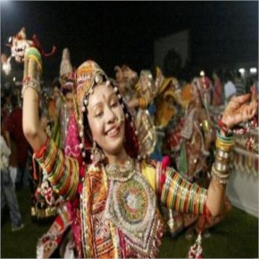 Navratri 2014 second day images - 2
