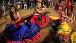 Navratri Celebration In Gujarat