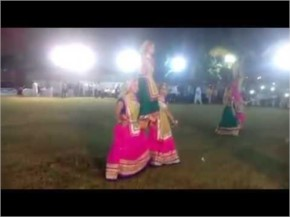 Navratri Girls Garba 2015