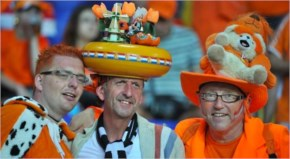 Netherlands fifa world cup 2014 football team fans atmosphere