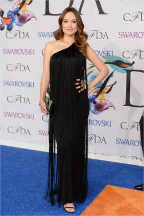 Olivia Wilde CFDA Fashion Awards 2014