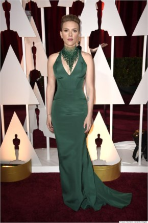 Oscar Dresses 2015 — Best Dressed On The 87th Academy Awards Red Carpet