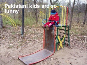 Pakistani kids
