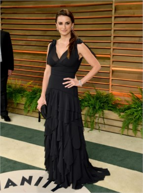 Penelope Cruz 2014 Oscars Party Pics