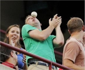 Perfect timed photos