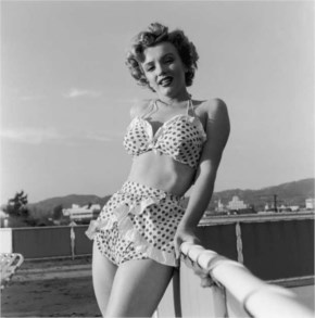 Picture of 80th Vintage Celebrity in Bathing Suits   Bikini Babes