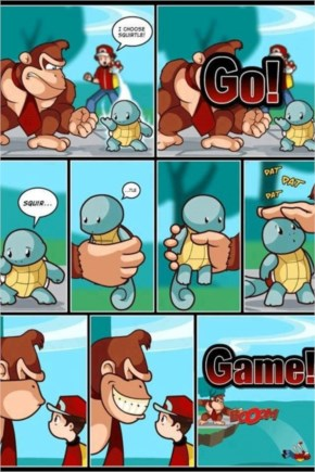 Pokemon Funny Comic Images On Funny Pictures With Captions
