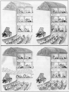 Quino Was A Popular Argentinian Cartoonist In The 70s