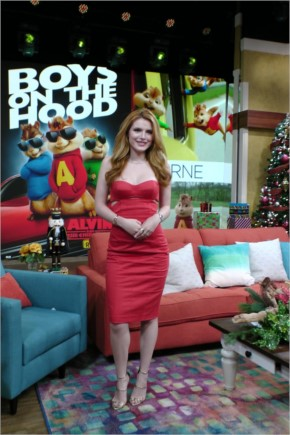 10 Red Hot moments of Bella Thorne
