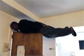 Ridiculous Planking