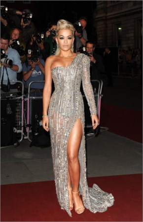 Rita Ora – GQ Men of the Year Awards 2014 in London