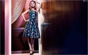 Scarlett Johansson Channels Mad Men in New Mango Ad