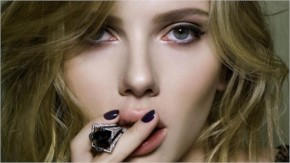 Scarlett  Johansson the Beauty Book Photoshoot