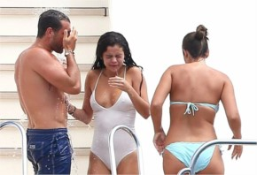 Top 20 Wet and Wild Moments From Sexy Selena Gomez