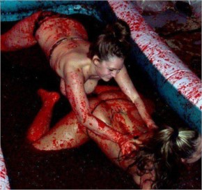 Sexiest Jelly Wrestling -12
