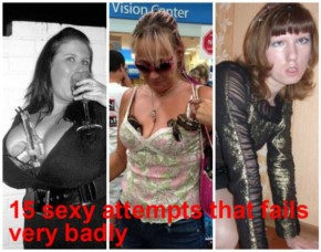 Sexy Look Attempts that Fails (15 Photos)