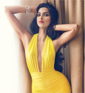 Sonam kapoor Hot body Fitness