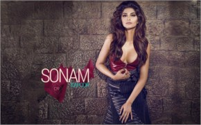Sonam Kapoor in Hot-Look with a amazing Hairstyle