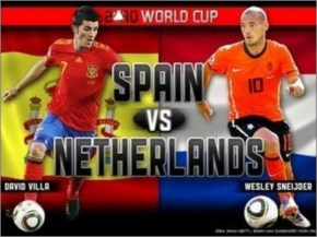 Spain vs Netherlands 1 5 All Goals and Full Highlights WORLD CUP 2014