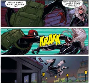 Spider-Man Knows How To Keep A Relationship Over
