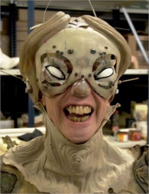 30 Photos - How To Make Incredible Costume From The Faun From Pans Labyrinth
