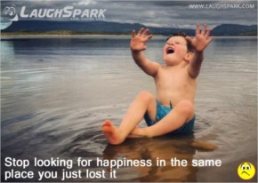Stop looking for happiness in the same place you just lost it | Cute baby Beach Pictures