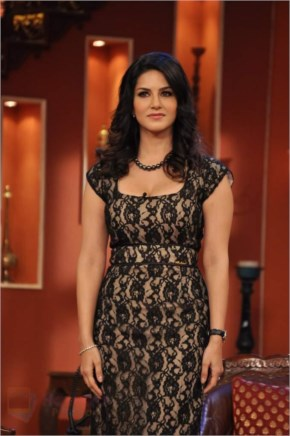 Sunny Leone successfully vanquished many big celebrities and sustained the number one spot yet again