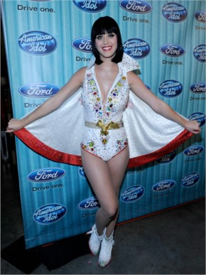 Super Girl Katy Perry