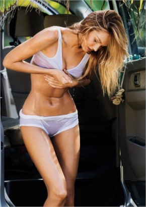 10+ Supper Hot Candice Swanepoel by Gilles Bensimon for maxim march 2015