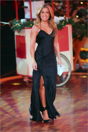 Sylvie Meis for Second dance programGossipat