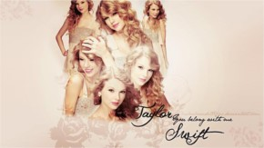 Taylor Swift collage pic in awesome look