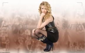Taylor Swift look Dashing