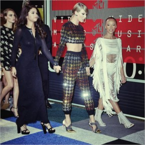 Taylor Swift View of the 2015 MTV Video Music Awards