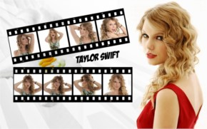Taylor Swift Collage Posters