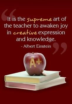 Teacher, Art, Knowledge