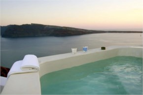 The Fisherman's Cave House Retreat, Oia, Greece.