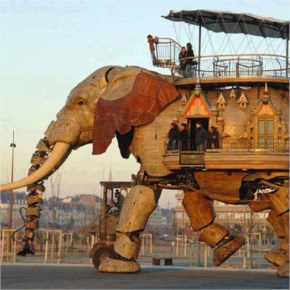 The Great Artificial Elephant