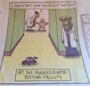 The Huggies Diaper Testing Facility