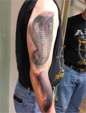 28 3D Tattoos Guaranteed to Blow Your Mind