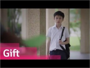 The magic of giving- Singapore Inspiration Drama Short Film