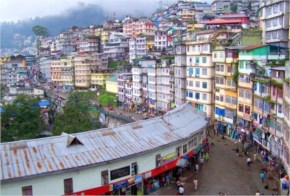 The Pride of India'a NorthEast – Gangtok