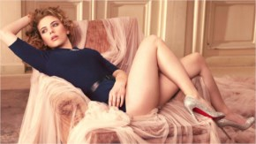 The Scarlett Johansson Pictorial Sequel: Scarjo-ing harder