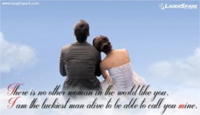 There is no other women in the world like you | Love Qoute with photo