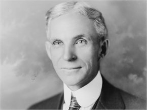 Today in History Henry Ford was born on 30th July 1863